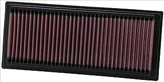 K&N 33 2761 Motorluftfilter: Hochleistung, Prämie, Abwaschbar, Ersatzfilter, Erhöhte Leistung, 1988 2006 (Freelander, 25, 45, 420, 620, 825, ZR160, ZS120, Civic V, Accord VI)