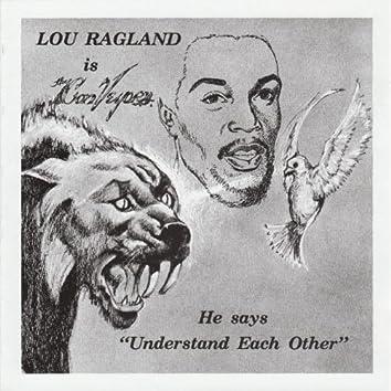 Lou Ragland is the Conveyor