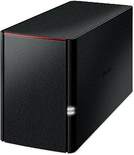 BUFFALO NAS スマホ/タブレット/PC対応 ネットワークHDD 4TB LS220D0402N 【データを守るRAID1対応モデル】