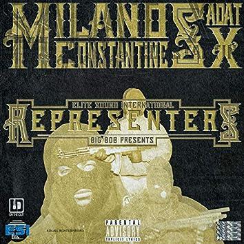Representers (feat. Milano Constantine & Sadat X)
