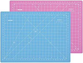 Self Healing Cutting MatProfessional Double-Sided 12x9 Rotary Mat Thick Durable Non-Slip for ScrapbookingSewing and All Ar...