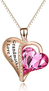 Best necklace for grandma with birthstones Reviews