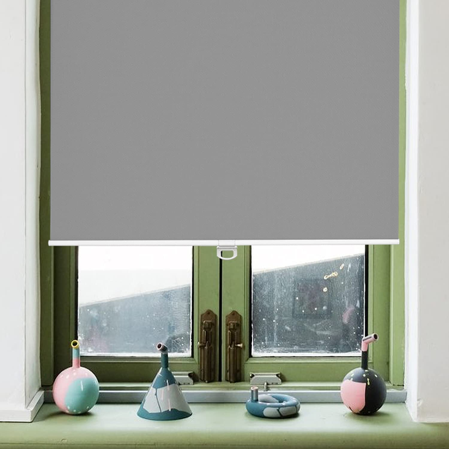 AOSKY Roller Deluxe Window Shades Blackout Blinds Windows for Popular products Cordless