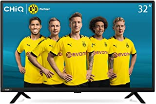 CHiQ L32K2 LED TV, 32 inch, Narrow Bezel, Blue-ray DeCoding, Multi-Media play, DVB-T/T2, HDMI, USB, Black