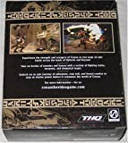 5' Conan the Barbarian Limited Edition Action Figure - Conan the Videogame for X-Box 360 and Playstation 3