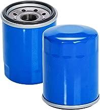 HIFROM Pack of 2 Oil Filter Replace for Honda GX610 GX620 GX630 GX660 GX670 GX690 Part # 15400-PLM-A02