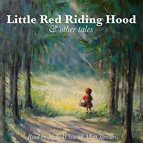 Page de couverture de Little Red Riding Hood and Other Tales