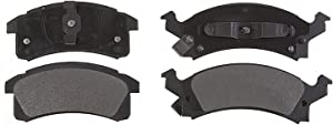 ACDelco Silver 14D506C Ceramic Front Disc Brake Pad Set