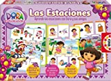 Educa Borrás 14919 - Las 4 Estaciones Dora La Exploradora