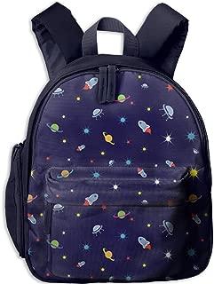 Pinta Planet Cub Cool School Book Bag Backpacks for Girl's Boy's