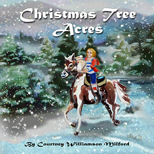 Christmas Tree Acres audiobook cover art