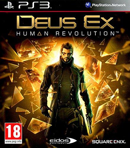 Deus Ex Human [PS3] [PEGI Import]