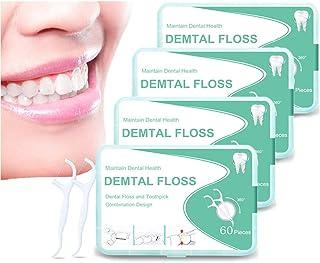 Tandzijde sticks, wegwerp tandzijde, Dental Floss, interdental flosser tandreiniger sticks, tandverzorging tandzijde, tand...