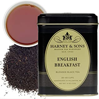Harney & Sons Loose Leaf Black Tea, 4 Ounce