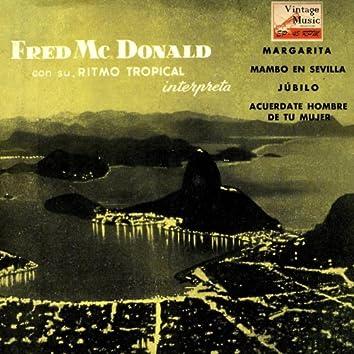 Vintage Jazz No. 98 - EP: Tropical Rhythm
