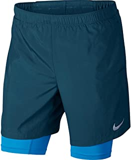 NIKE Men's Challenger 2 in 1 Shorts