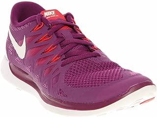Nike Free 5.0 Ladies Running Shoe, Purple, US10.5