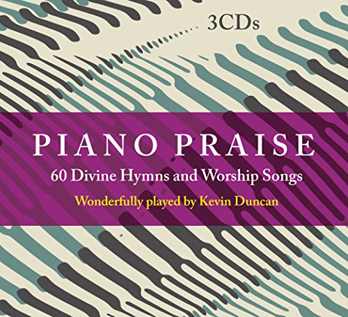 Piano Praise - CD by Kevin Mayhew
