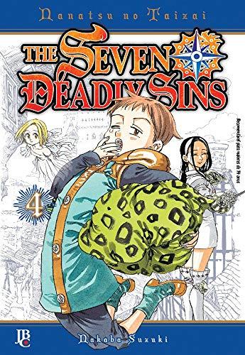 The Seven Deadly Sins: Nanatsu no Taizai - Volume - 4