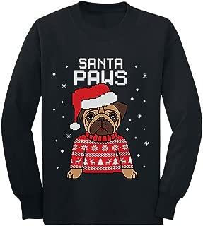 christmas baby pugs