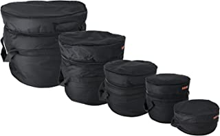 Gearlux 5-Piece Drum Bag Set for 12