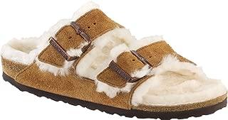 birkenstock fur sandals