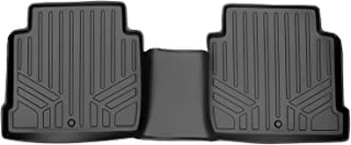 MAXLINER Floor Mats 2nd Row Liner Black for 2015-2020 Hyundai Sonata (No Hybrid) / 2016-2018 Kia Optima (No Hybrid)