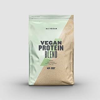 MY PROTEIN Vegan Blend Unflavoured Protein Supplement, 2.5 kg