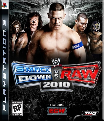 WWE Smackdown vs Raw 2010 [Edizione: Germania]