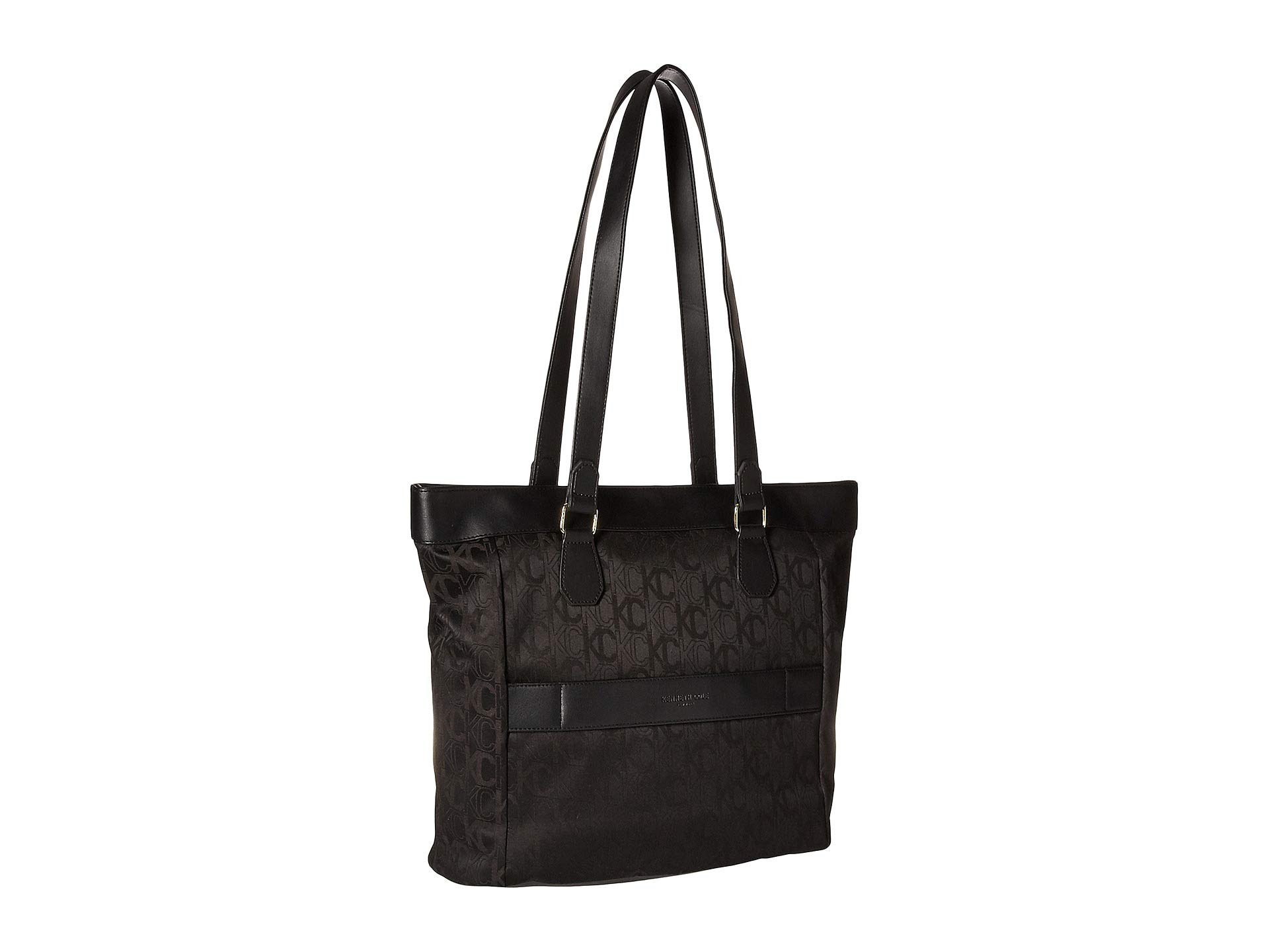 Reaction Tote Street Kenneth Cole Laptop Kc Black RqXS5wS