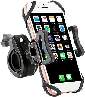 Bike Phone Mount, Motorcycle Phone Mount Bicycle Mobile Phone Stand, Bicycle, Motorcycle...