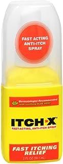 ITCH-X Anti-Itch Spray 2 oz (Pack of 2)