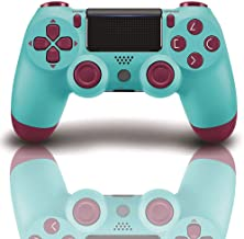 $32 » Sponsored Ad - Game Controller for PS4 Wireless Gamepad for PS4/PS4 Pro/PC and Laptop with Vibration and Audio Function, M...