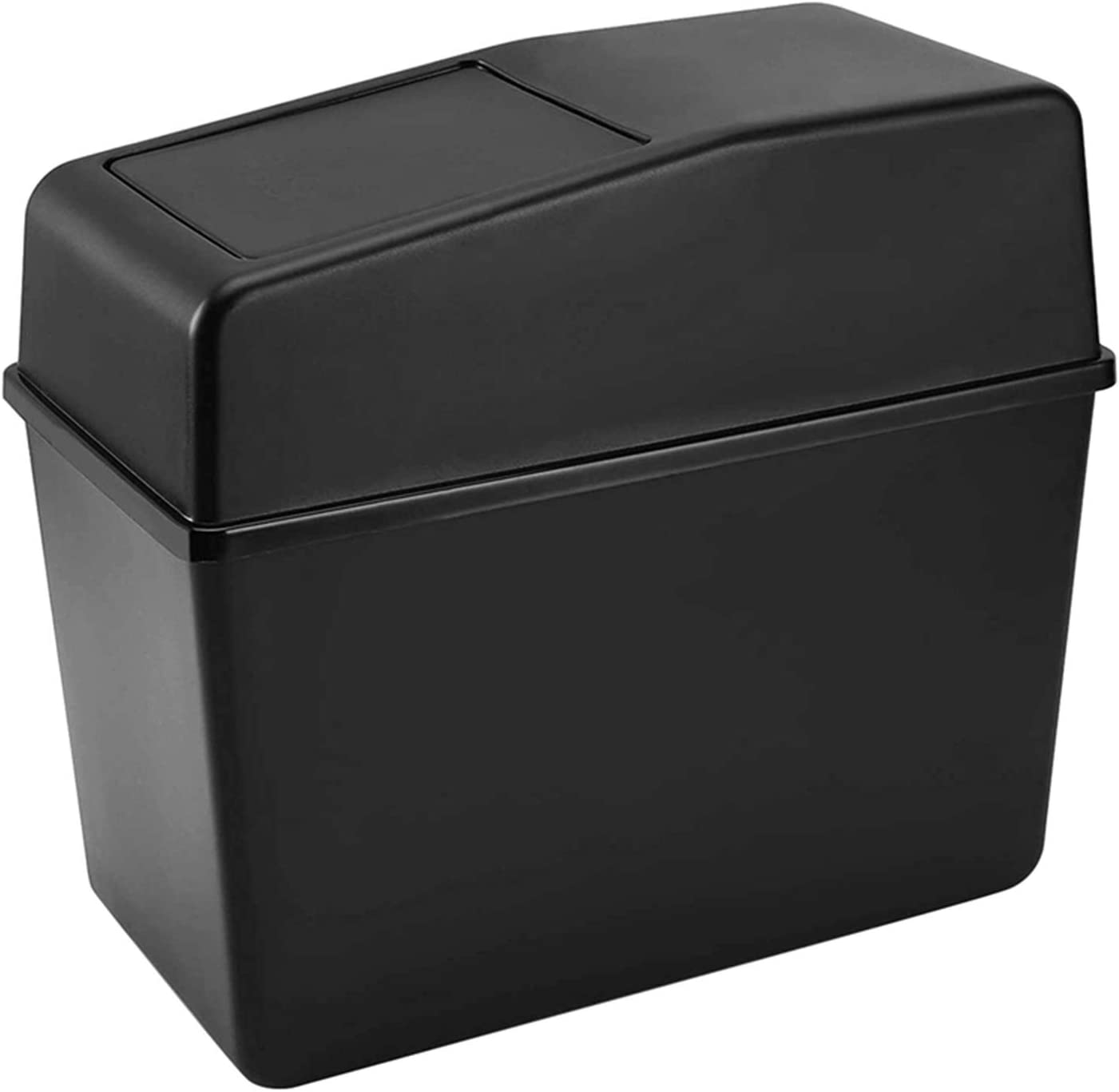 SALENEW very popular Shengsheng Sheng Car Trash Can Max 74% OFF Vehicle Orga Garbage with Lid
