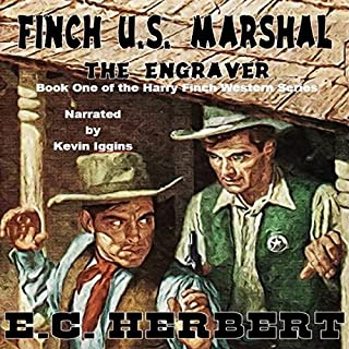 The Engraver audiobook cover art