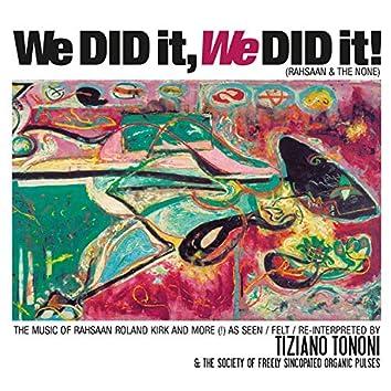 We Did It, We Did It!, Vol. 3