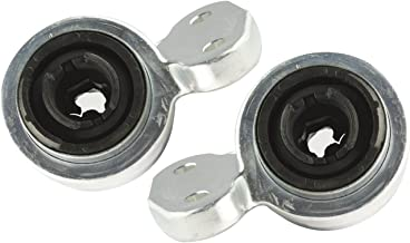 Bapmic 31126783376 Front Left + Right Lower Control Arm Bushing for BMW E46 323i 325i 328i Z4