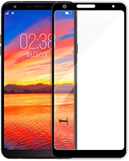 [3-Pack] Lalley Compatible with LG Stylo 4 Screen Protector,[ Full Coverage] [Tempered Glass] [Anti-Scratch][ Bubble Free] Lifetime Replacement Warranty