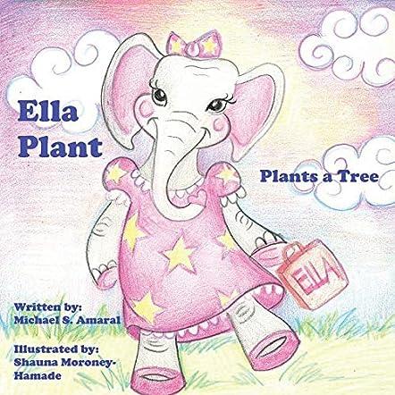 Ella Plant Plants a Tree
