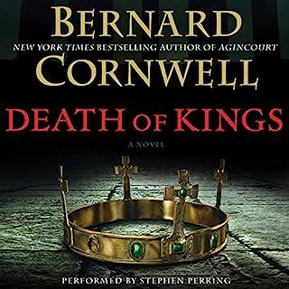 Death of Kings audiobook cover art