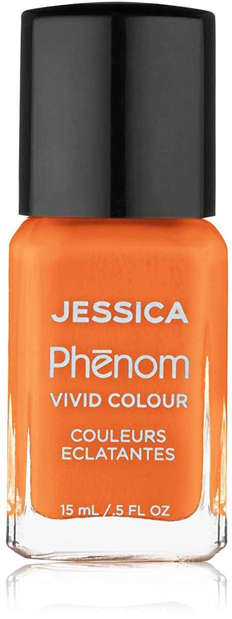電信はずドナウ川Jessica Phenom Nail Lacquer - Tahitian Sunset - 15ml / 0.5oz