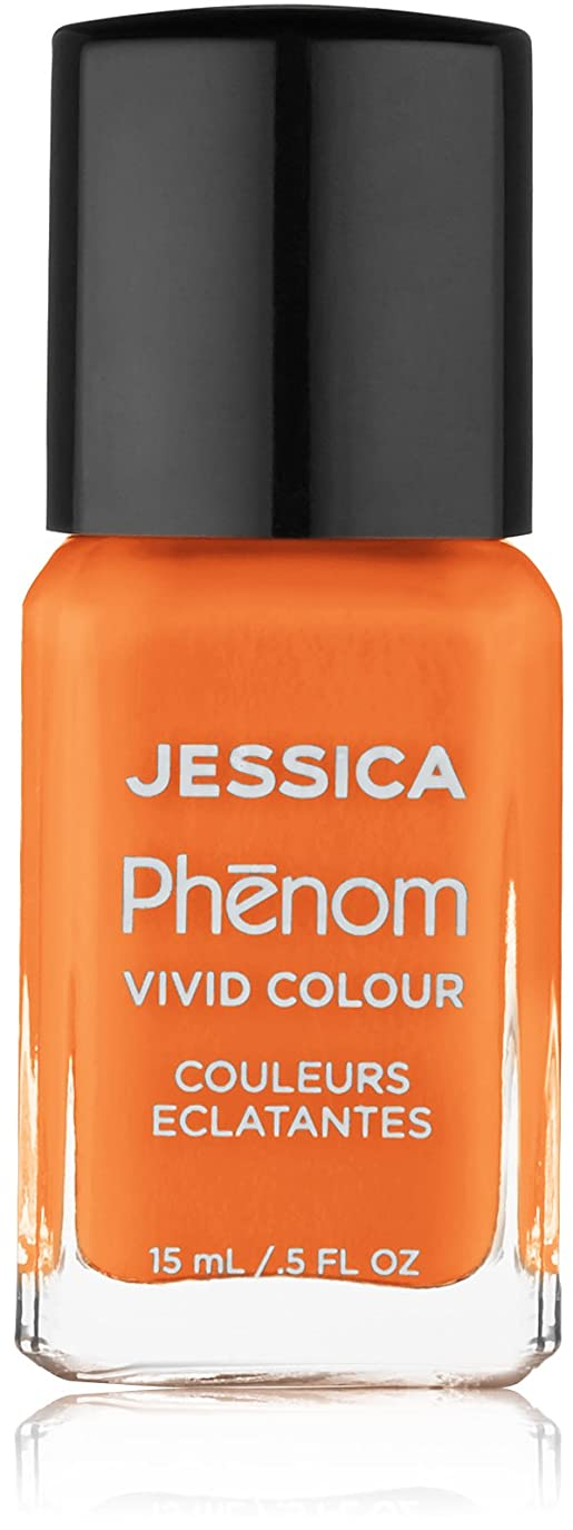 溝塩辛い実験をするJessica Phenom Nail Lacquer - Tahitian Sunset - 15ml / 0.5oz