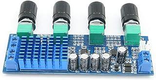 XH-M577デジタルパワーアンプボードTPA3116D2アンプボードハイパワートーンボードオペアンプ12-24Vボード-Rustle666