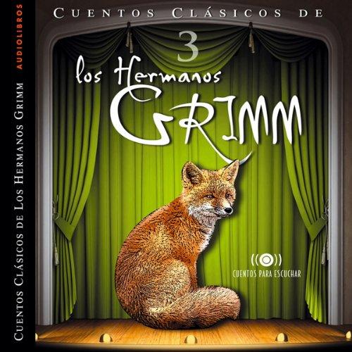 Diseño de la portada del título Los Hermanos Grimm: Cuentos IV
