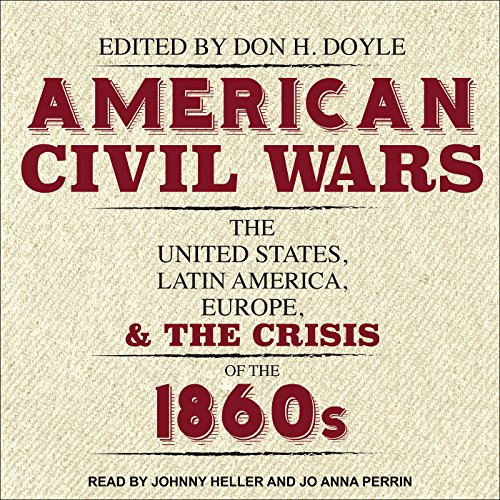 American Civil Wars audiobook cover art