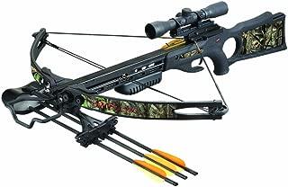 SA Sports Ambush 544 Compound Crossbow Package, 285 Feet per Second, Camo