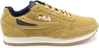 : Fila Marron Baskets mode Chaussures homme