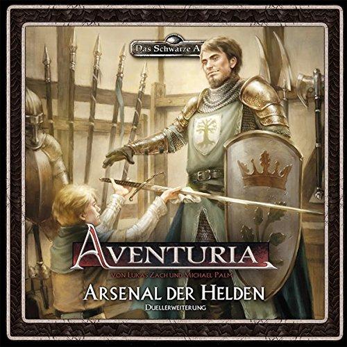 Aventuria - Duellerweiterung Arsenal der Helden (Aventuria / Abenteuerspiel)