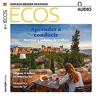 ECOS audio - Aprender a conducir. 4/2018 Titelbild