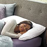 Brookstone BioSense Select Sleep Pillow (Medium Support, King)